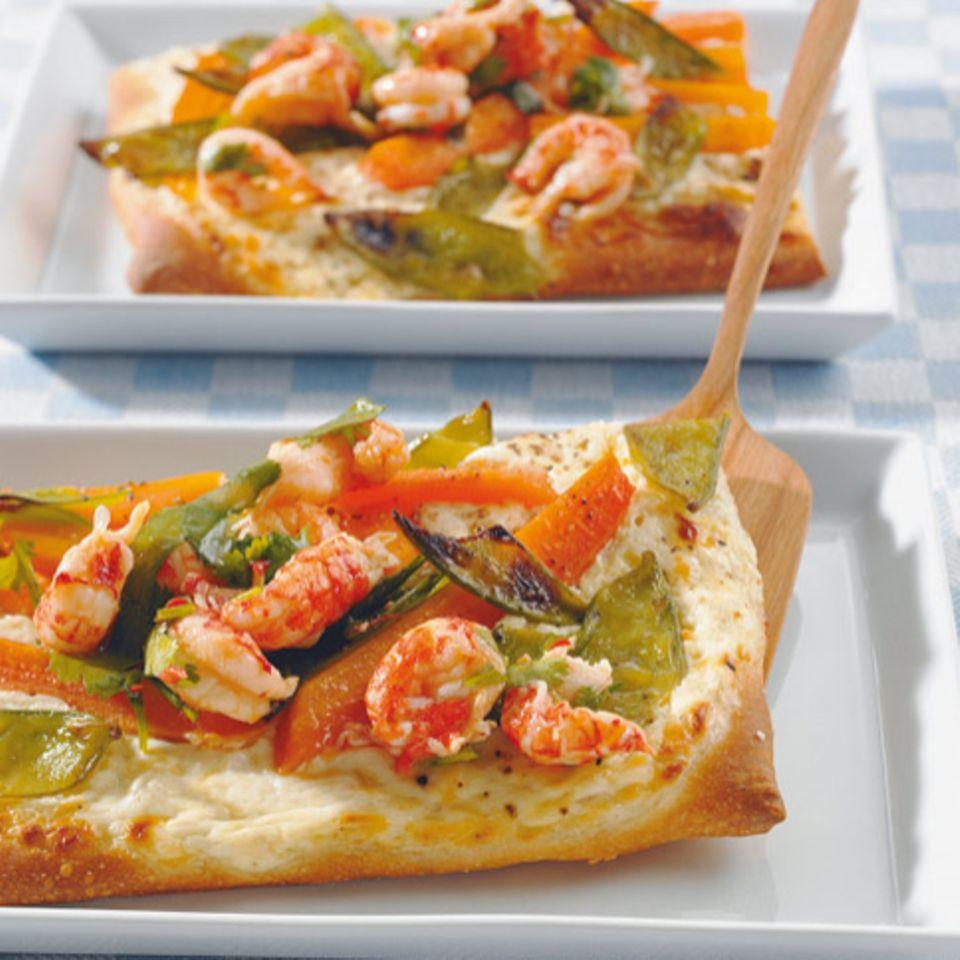 Rezepte: schnelle Pizza