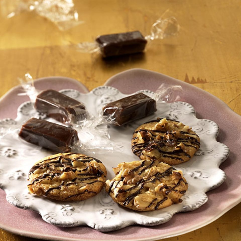 Rezepte: Kekse mit Schokolade