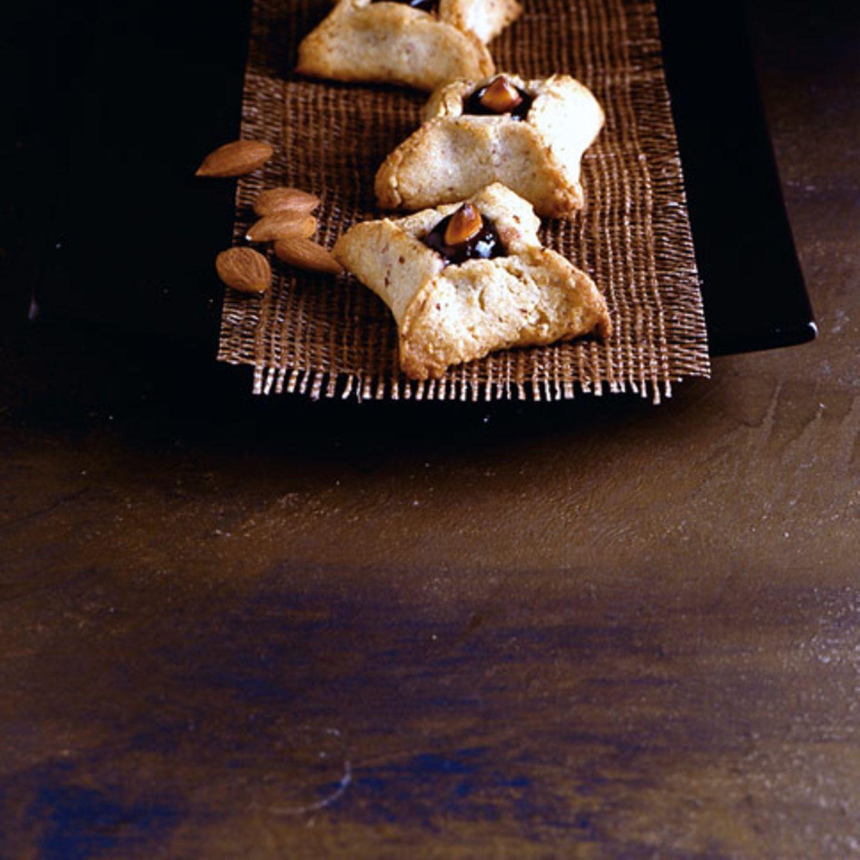 Rezepte: Kekse mit Nüssen