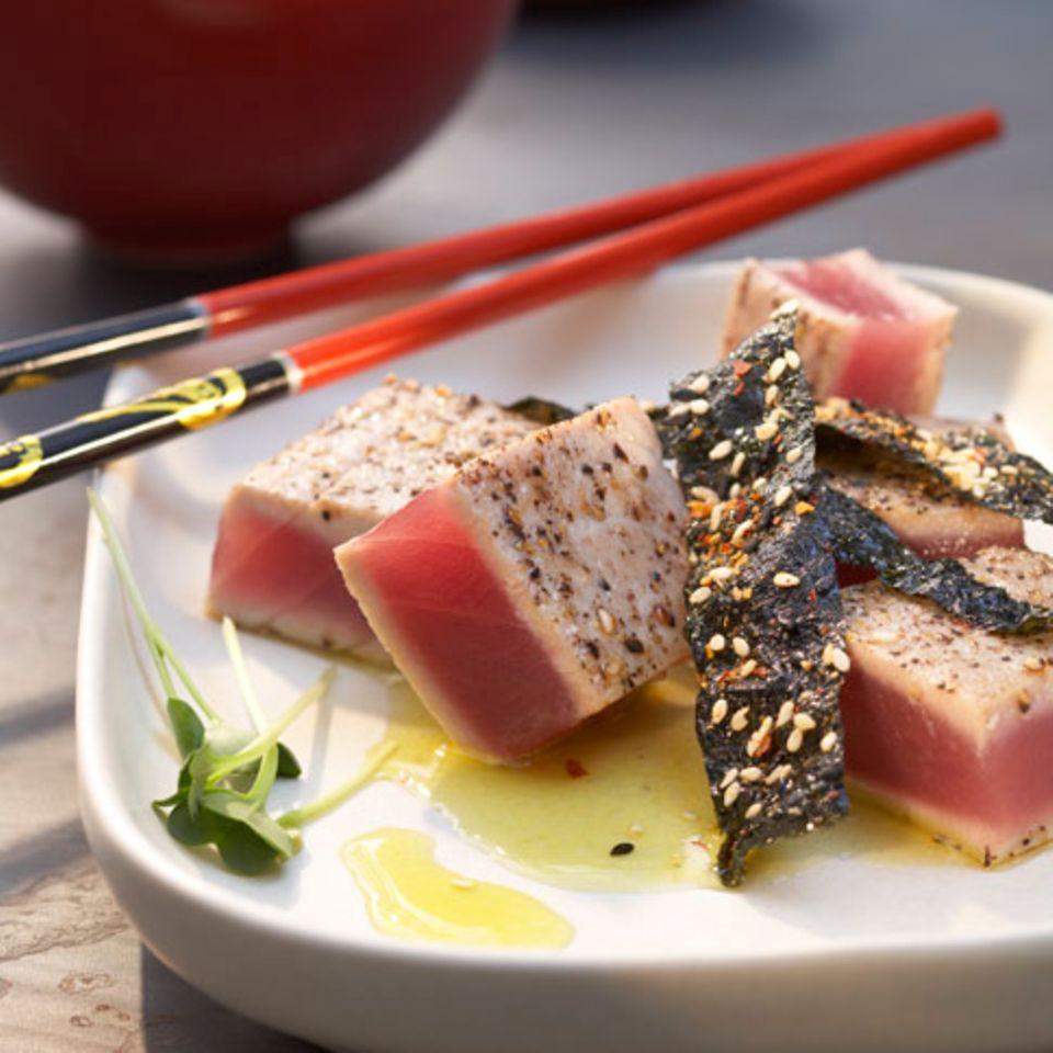 Kochen mit Algen