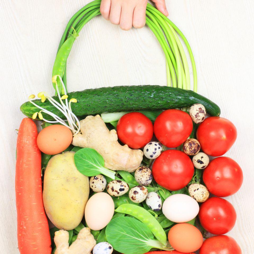 Vegan einkaufen: hilfreiche Tipps