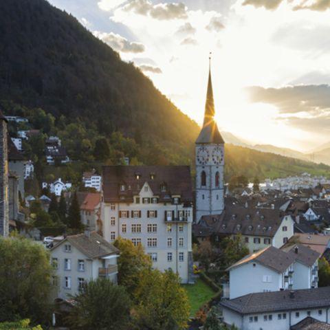 Chur: Verträumte Stadt