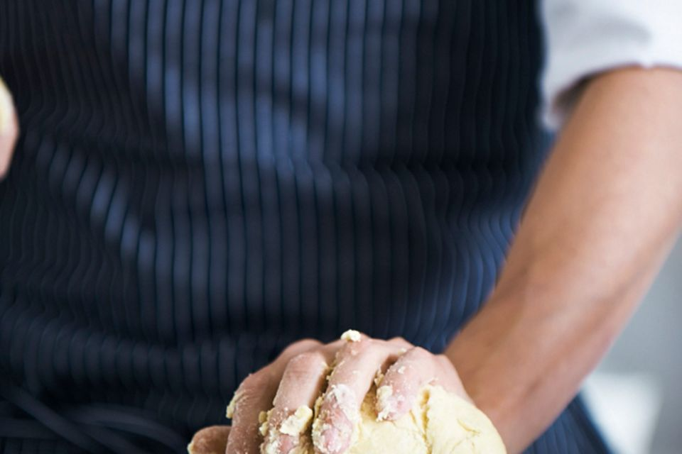 Lasagne mit Wirsing und Räucherfisch