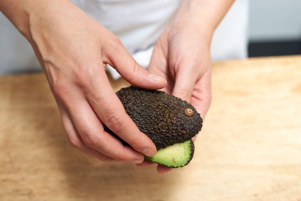 Avocado-Frischkäse-Creme