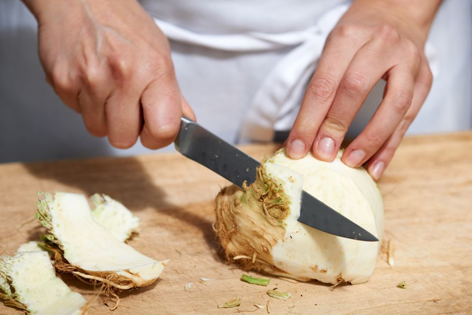 Kartoffel-Sellerie-Salat
