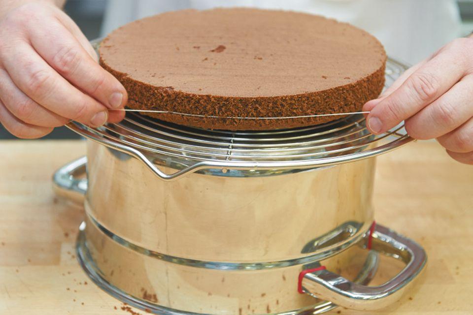 Schoko-Kirsch-Torte