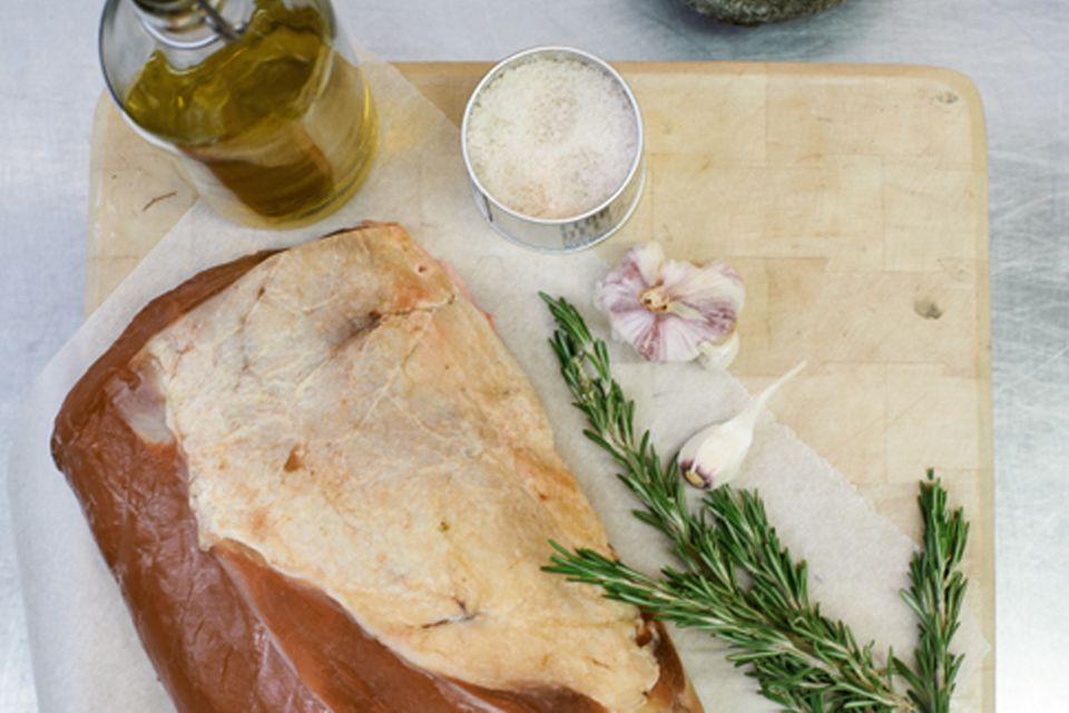 Roastbeef zubereiten: So geht's