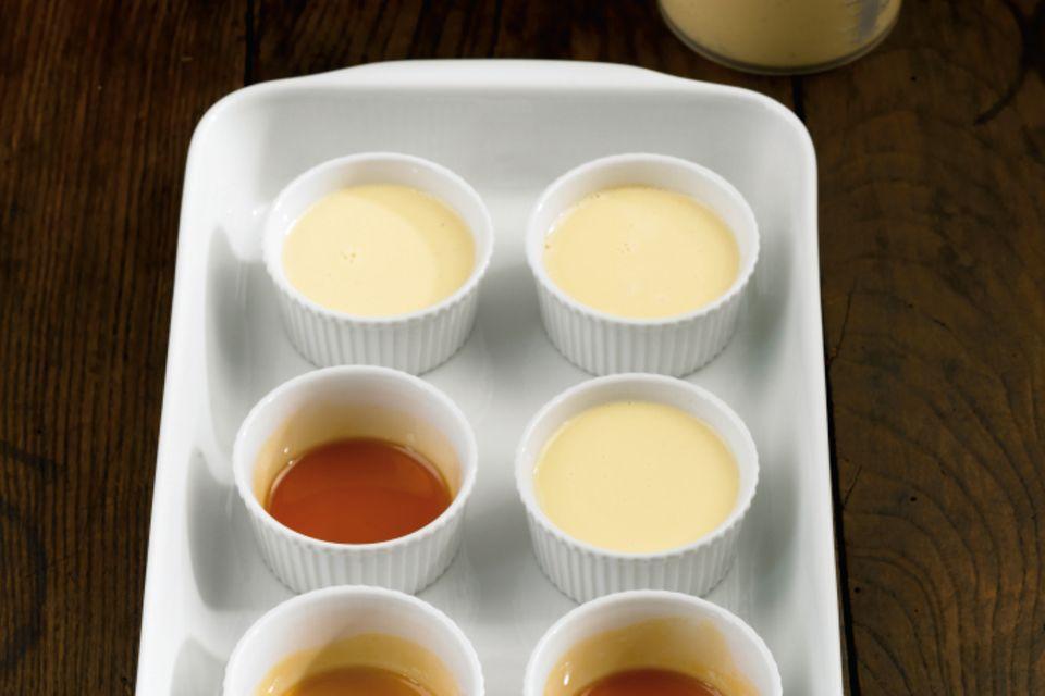 Wie macht man eigentlich... Crème Caramel