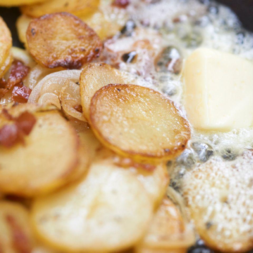 Wie macht man eigentlich... Bratkartoffeln