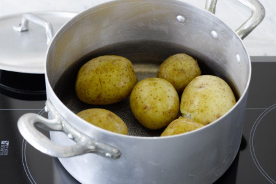 Wie macht man eigentlich... Kartoffelknödel