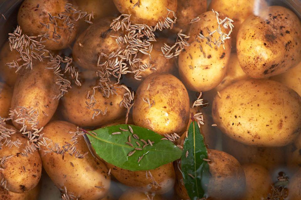 Wie macht man eigentlich... Kartoffelsalat