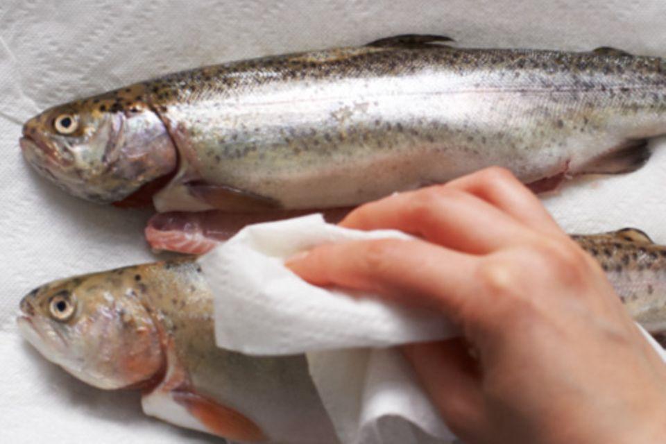 Fisch braten wie die Profis