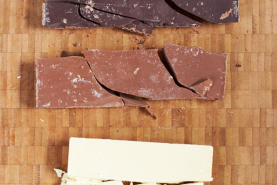 Wie macht man eigentlich... Mousse au chocolat