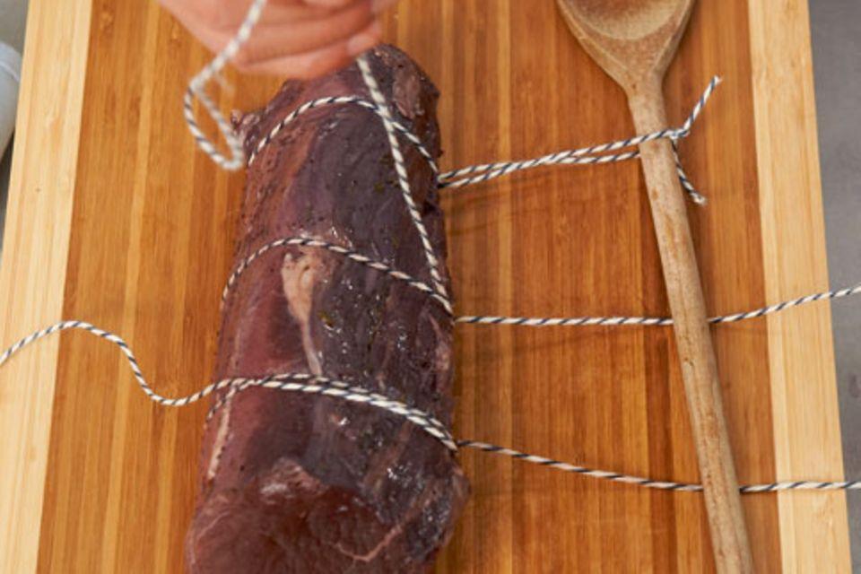 Wie geht eigentlich... Fleisch pochieren