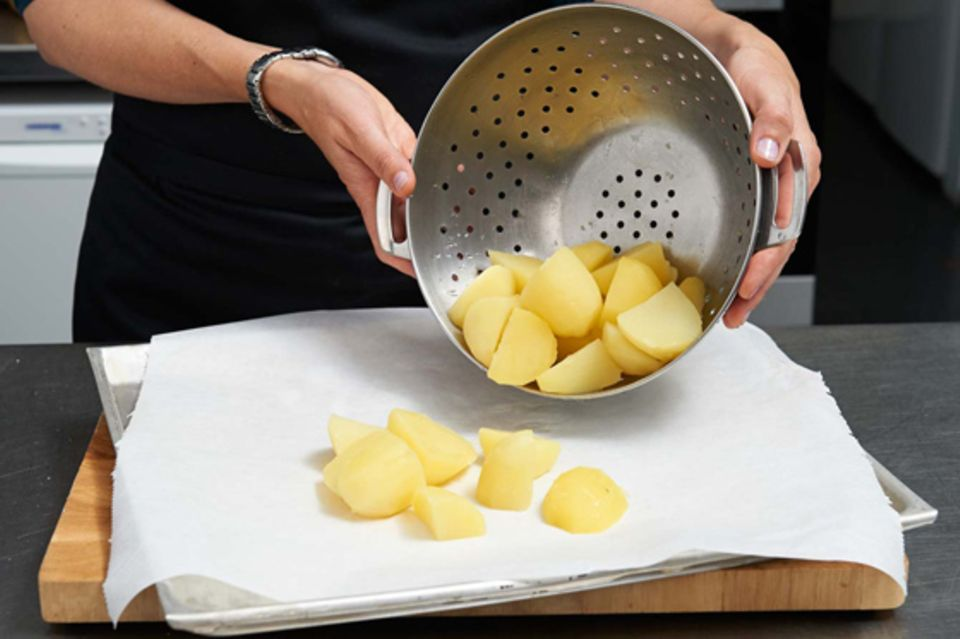 Wie macht man eigentlich... Dauphine-Kartoffeln