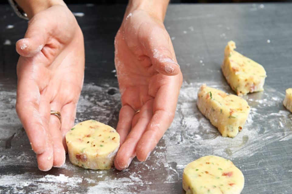 Wie macht man eigentlich... Macaire-Kartoffeln