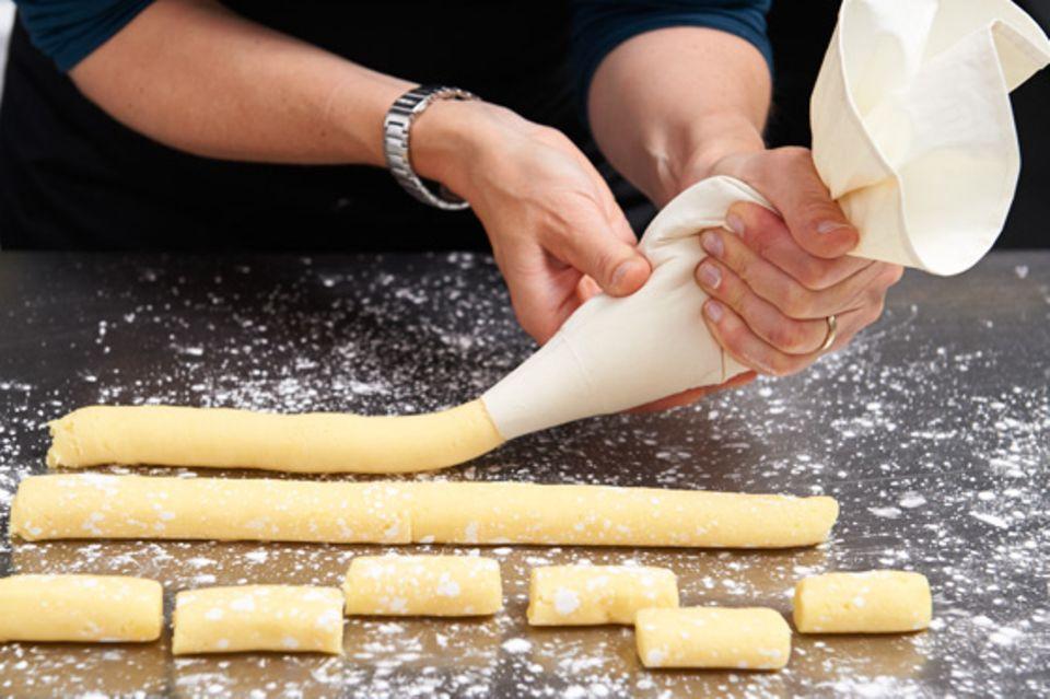 Wie macht man eigentlich... Kartoffelkroketten