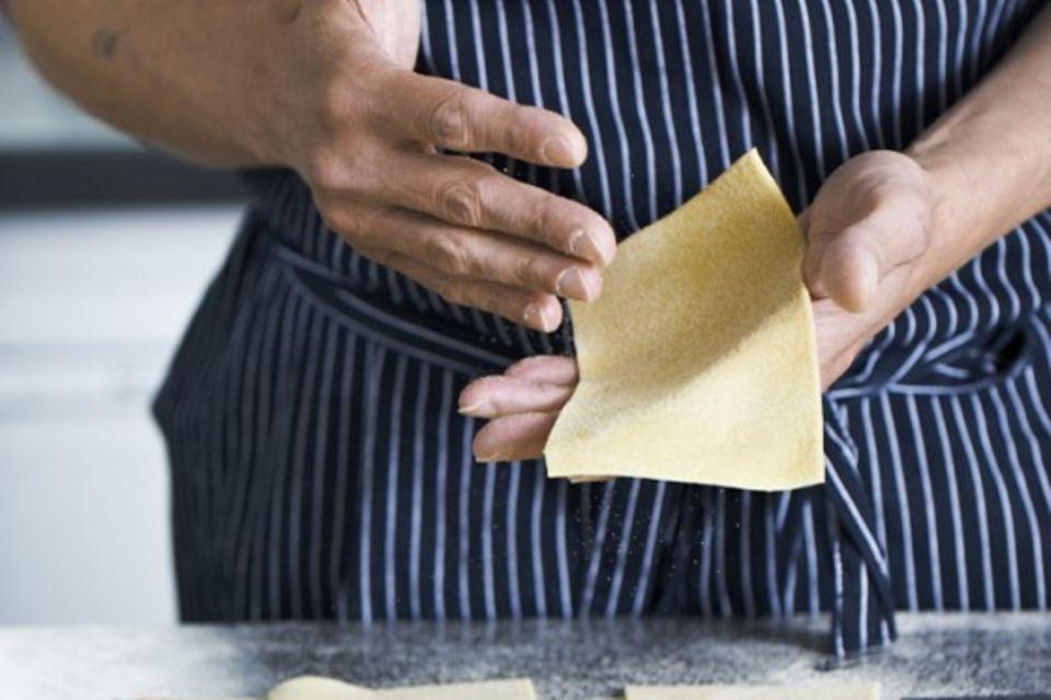 Lasagne selber machen: So geht's