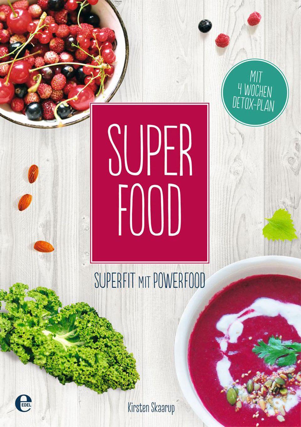 Das Buch macht Appetit auf frisches Obst und Gemüse!