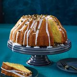 Avocado-Limetten-Kuchen