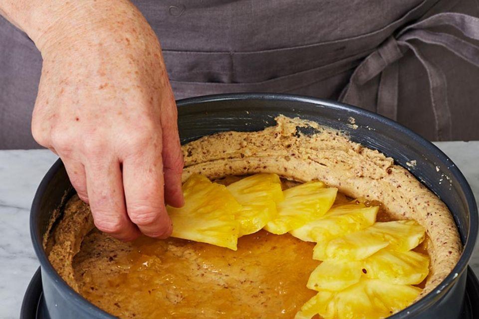 Mandel-Exoten-Kuchen