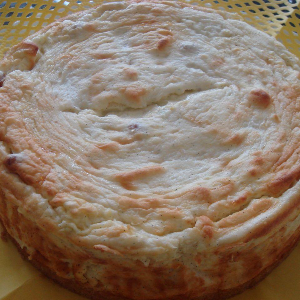 Topfensoufflé-Torte