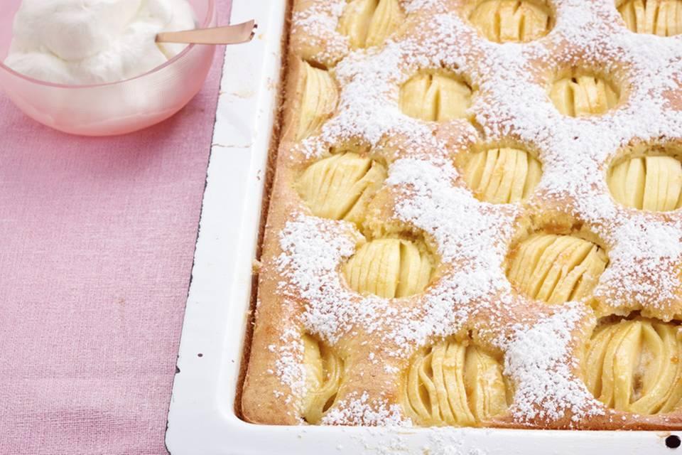 Feiner Apfelkuchen Rezept
