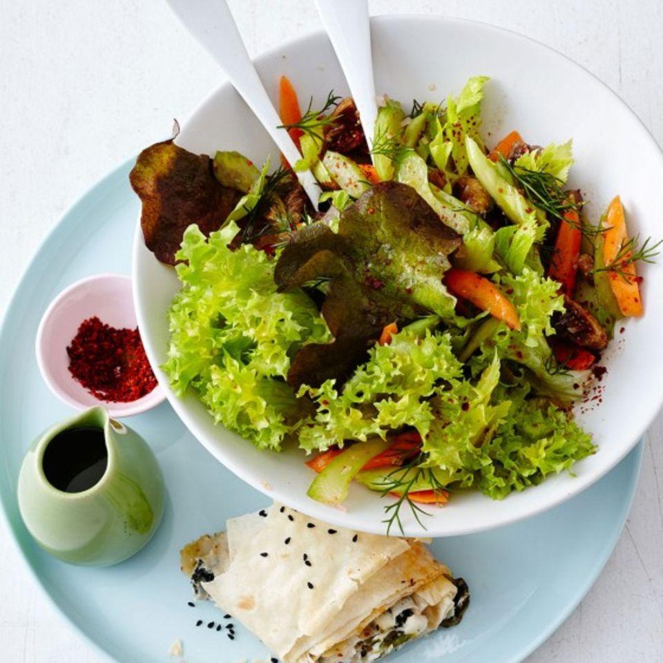 Vegetarische Spinat-Rezepte