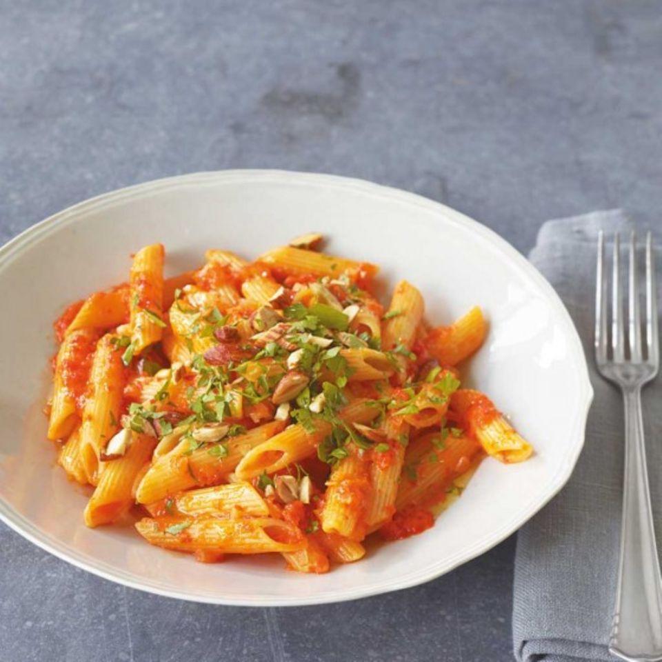 Paprika: Rezepte mit Pasta