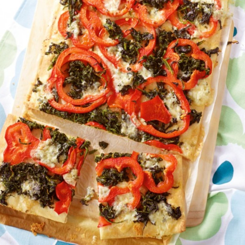 Paprika: vegetarische Rezepte