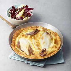 Chicorée-Omelette