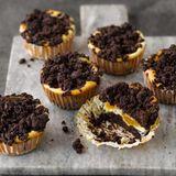 Käsekuchen - Streusel - Muffins