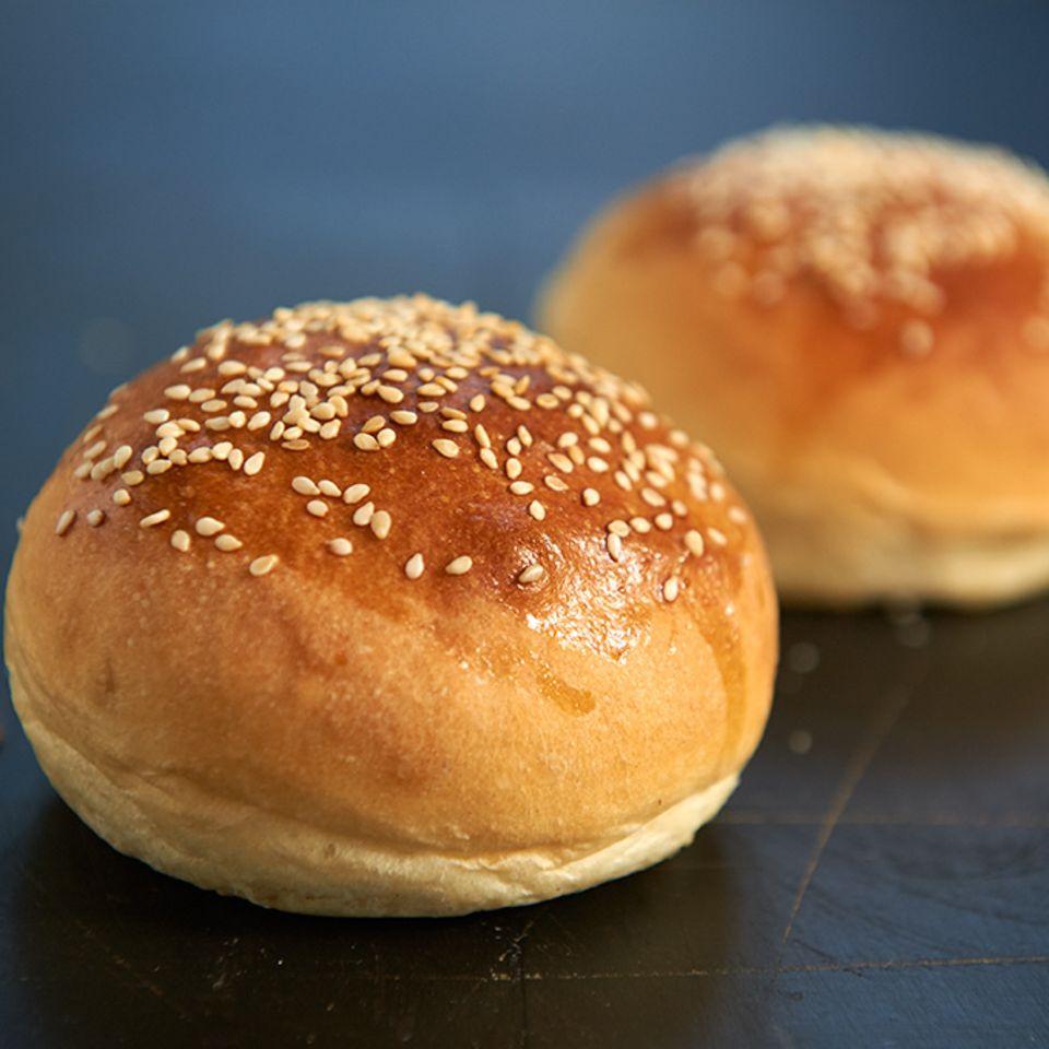 Kartoffel-Burger-Brötchen