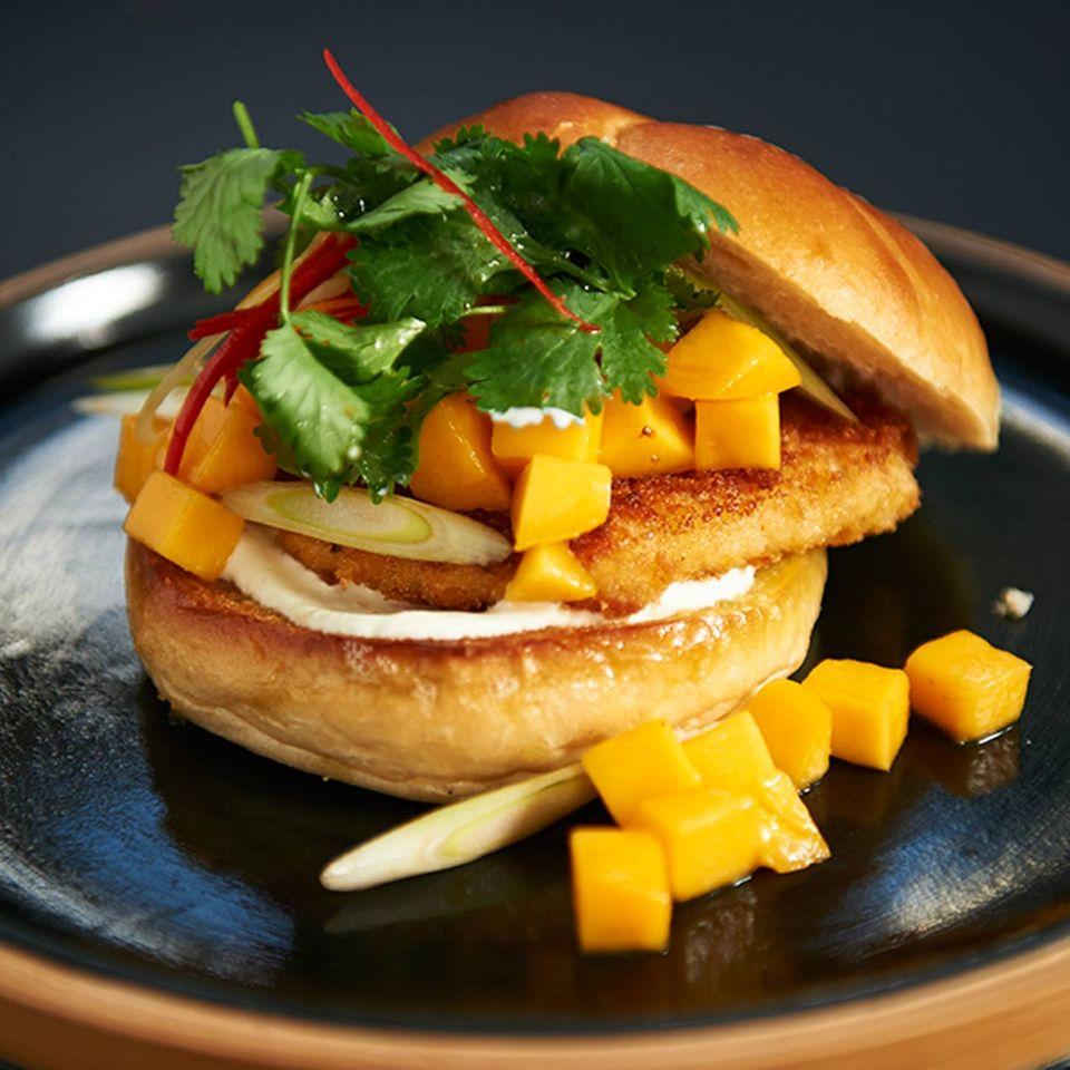 Fisch-Burger