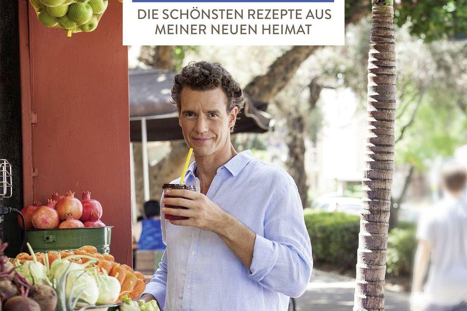 Cover Tom Franz Israel kocht vegetarisch