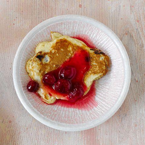 Pancakes mit Schoko
