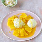 Ananas-Kokos-Kompott