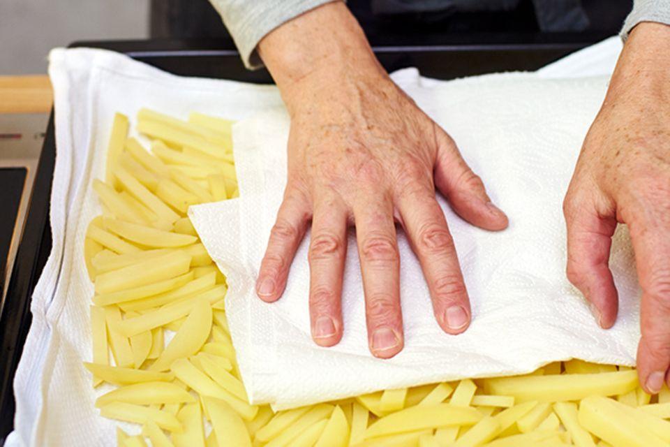 4. Pommes frites