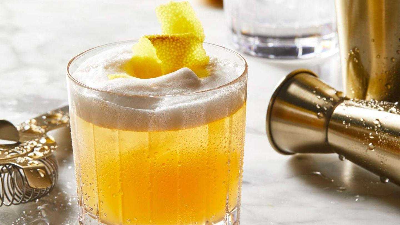 Whiskey Sour Rezept