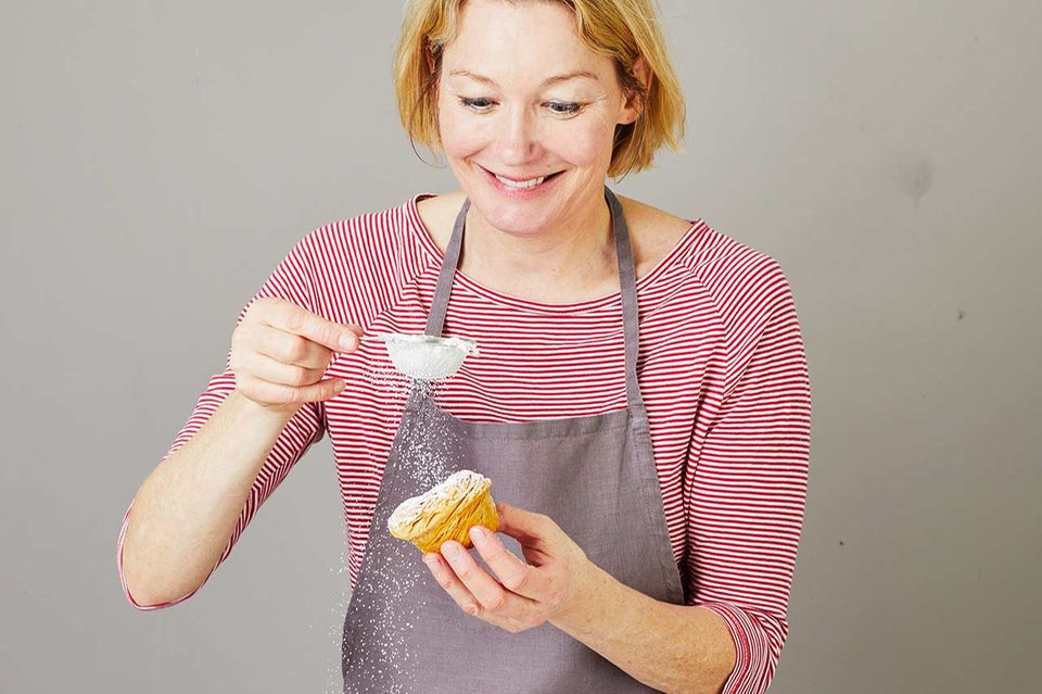 Anne Haupt backt Cruffins