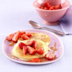 Ricotta-Pancakes