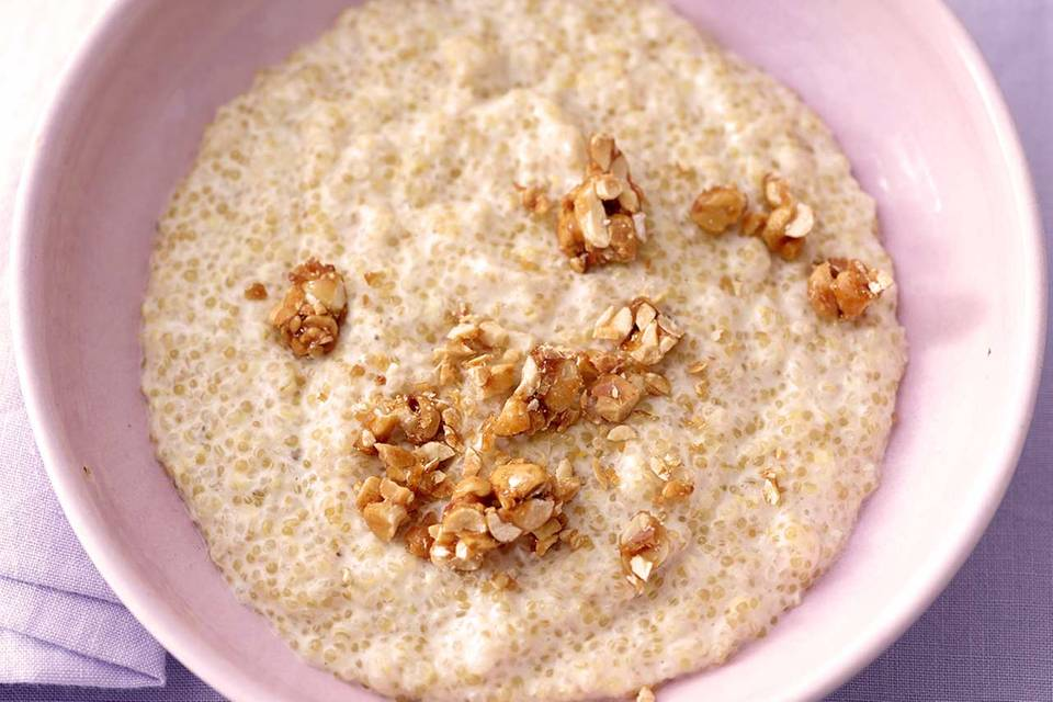 Kokos-Quinoa Rezept