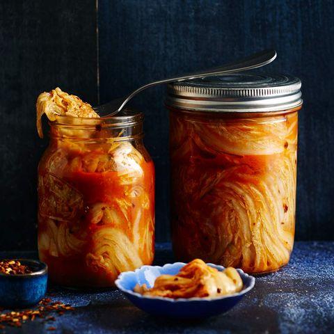 Grundrezept für schnelles Kimchi
