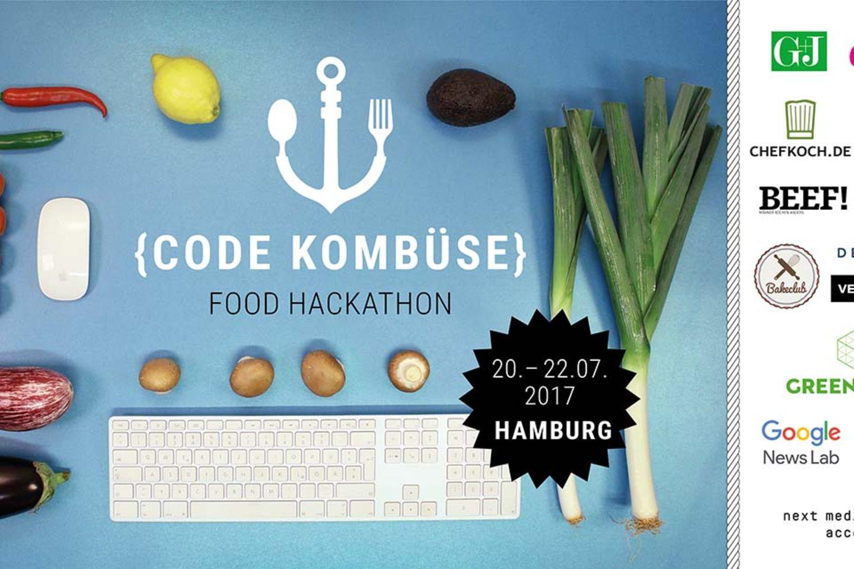 Erster Food Hackathon in Hamburg