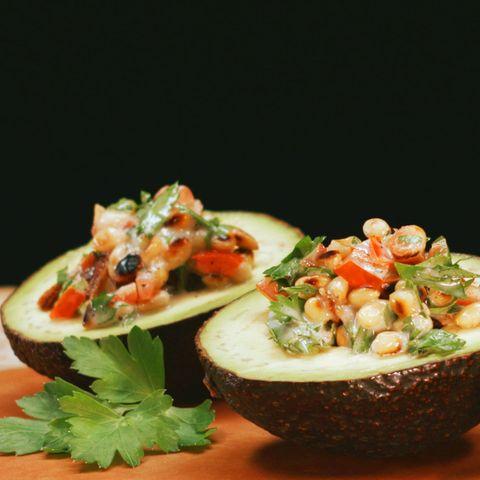 Gefüllte Avocados