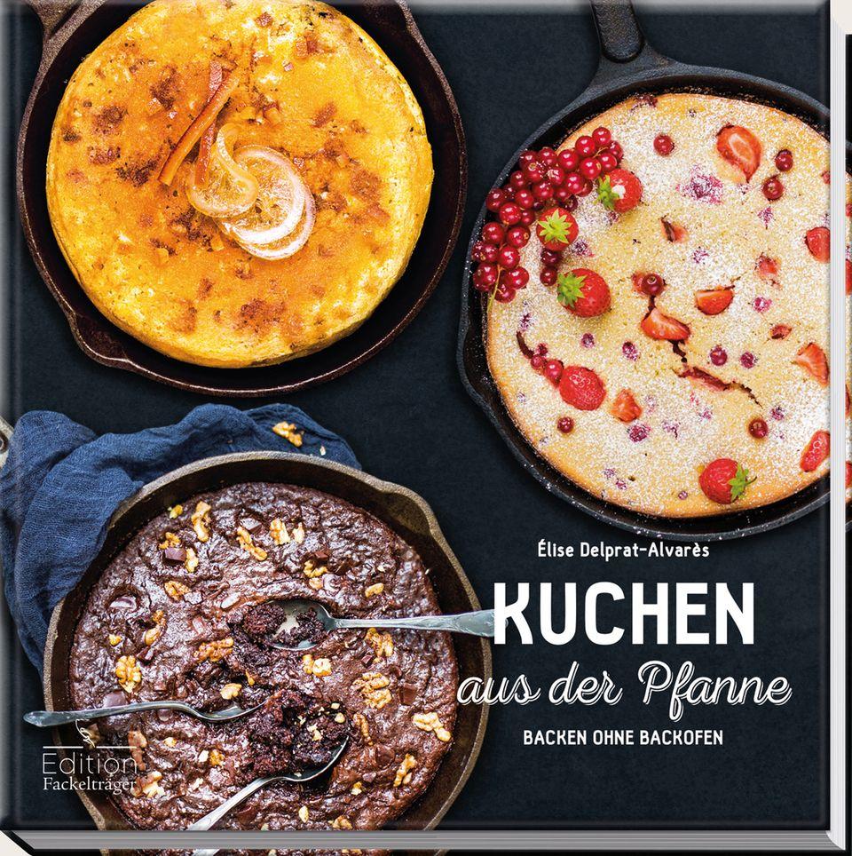 Kuchen aus der Pfanne - Cover