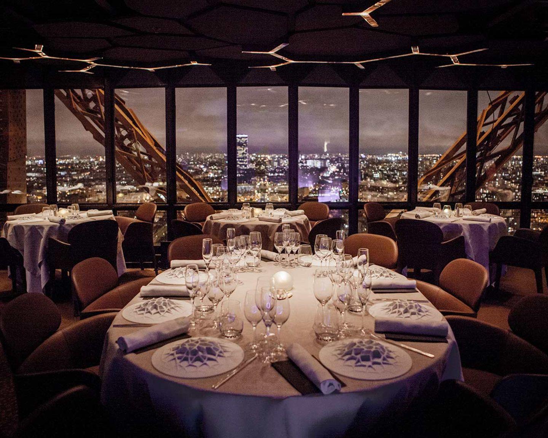 Paris 10 Besonders Sterne Restaurants Essen Und Trinken