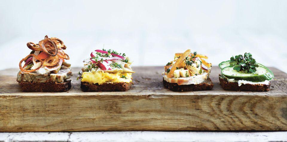 Skandinavisch Kochen: Snitters