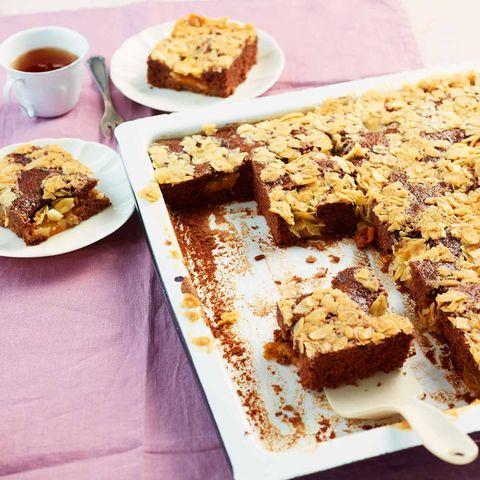 Aprikosen-Schoko-Kuchen