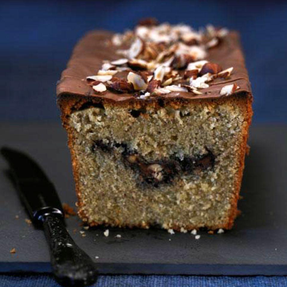 Haselnuss-Schoko-Kuchen